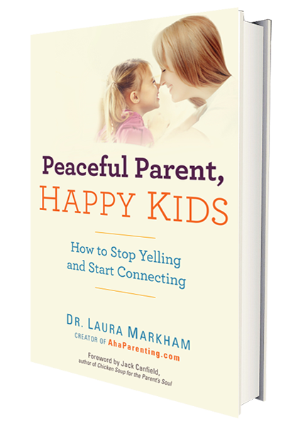 Peaceful Parent, Happy Kids | Aha! Parenting