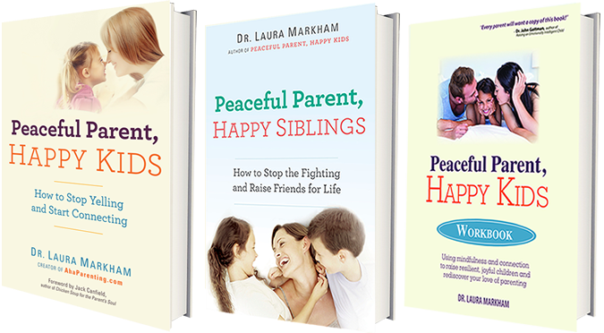 Books by Dr. Laura Markham